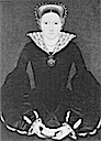1540-1545 Unknown lady, possibly of the Bodenham family by ? (Parham Park, Storrington UK)