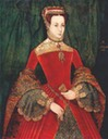ca. 1555 Mary Fitzalan, Duchess of Norfolk, by Hans Eworth (private collection)