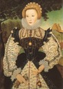 1560 unknown lady by ? (National Portrait Gallery, London UK)