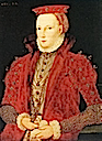 1563 Gripsholm portrait thought to be Elizabeth by ? (Gripsholm Slott - Strängnäs, Södermanland Sweden)