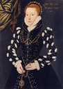 1565 Eleanor Benlowes (?) attributed to Steven van der Meulen (St. John's College, University of Cambridge - Cambridge UK)