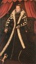 1570-1575 Frances Audley, Countess of Sussex by ? (Sidney Sussex College, Canbridge UK)