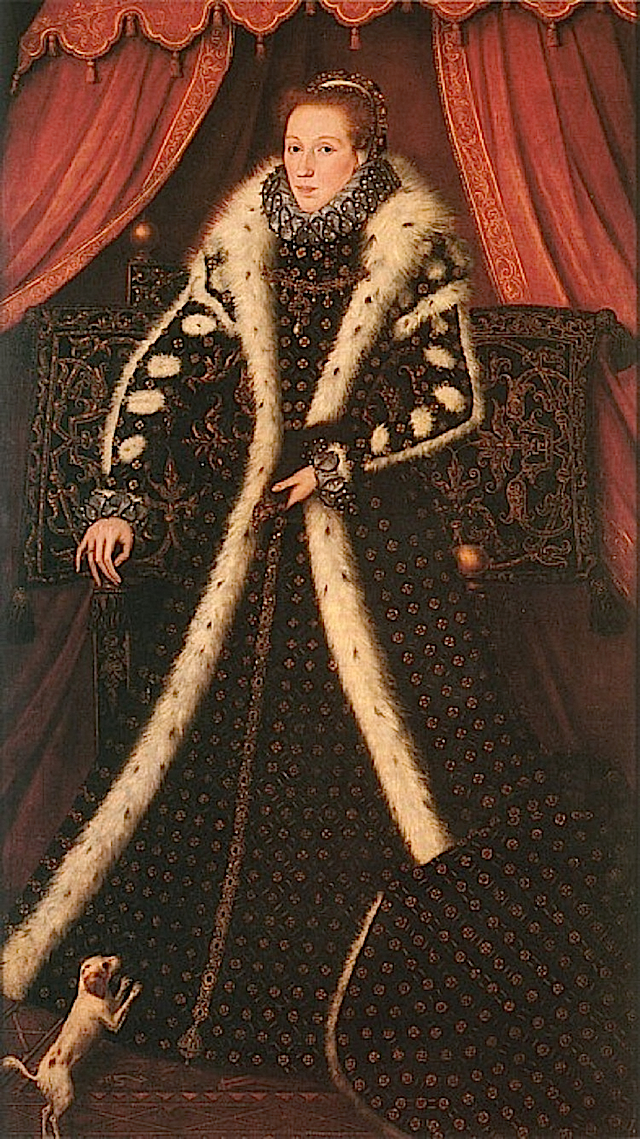 1570-1575 Frances Audley, Countess of Sussex