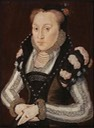 1571 Lady Mary Grey by Hans Eworth (Chequers Court - Ellesborough, Buckinghamshire, UK) bbc.co