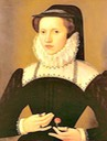 1572 Mary Anne Waltham by François Quesnel (Althorp - Althorp, Northamptonshire, UK) Wm shadows X 2