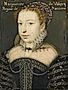 1572 Margot by Francois Clouet (Musée Condé, Chantilly)