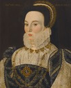 1573 Unknown Lady aged 24 by school of George Gower (auctioned by Sotheby's)