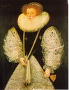 ca. 1575 Mary Cornwallis by George Gower (location unknown to gogm)