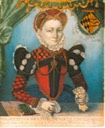 1577 Herzogin Dorothea Ursula von Wuerttemberg attributed to Eberhard von Backe (location unknown to gogm)