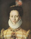 1577 Julich, Princess of Cleve and Berg by Master of the AC Monogram (Alte Pinakothek, München)
