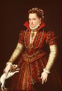 1580 Noblewoman by Lavinia Fontana (National Museum of Women in the Arts, Washington)
