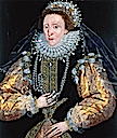 1580s (late) Elizabeth I by George Gower (Phillip Mould)