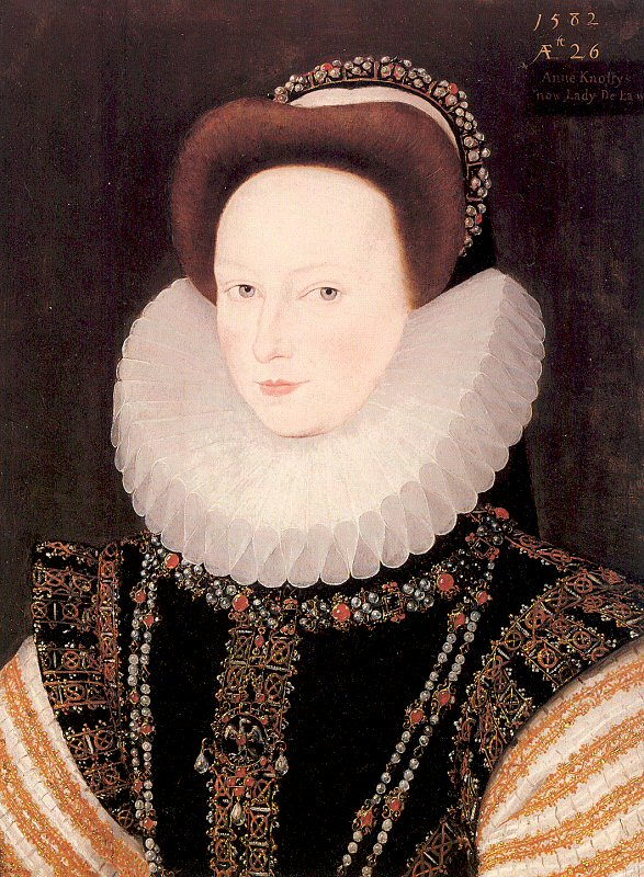 1582 Anne Knollys by Robert Peake (Denver Art Museum, Denver USA)