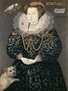 1589 Elizabeth Brydges, maid of honor to Queen Elizabeth by Hieronimo Custodis (Woburn Abbey - Woburn, Bedfordshire, UK)