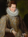 1590s Lady by Lavinia Fontana (private collection)