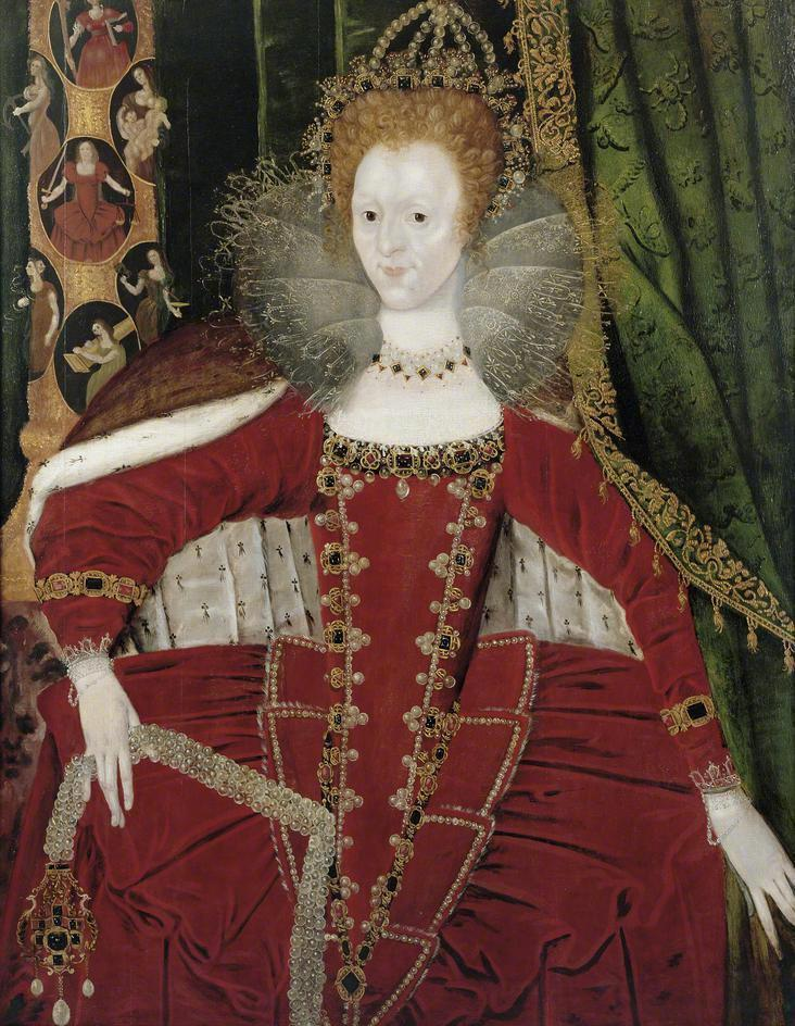 Young Queen Elizabeth 1 Dress Young Mary Queen Of Sc...