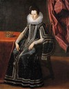 1600-1605 Christina of Lorraine by Tiberio Titi (location unknown to gogm)