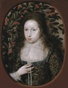 1615 Lady Anne Pope by Robert Peake (Tate Collection - London, UK)