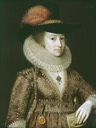 1621 Elizabeth Salter of Flowton by J. Hoskins (location unknown to gogm)