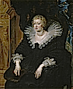 1622 Ana de Austria by Peter Paul Rubens (Prado)