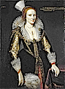 1626 Margaret Graham, Lady Napier by Adam de Colone (National Galleries of Scotland, Edinburgh)