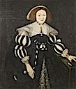 1629 Margaret Dodding by follower of Gheeraerts (Roy Precious Antiques and Fine Art)