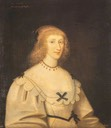 1634 Lady Margaret Douglas (1610–1678), Marchioness of Argyll, Wife of the 1st Marquess of Argyll by George Jamesone (National Galleries of Scotland - Edinburgh, Scotland) bbc.co