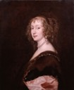 ca. 1637 Mary, Lady Killigrew (c.1615-1686) by Sir Anthonis van Dyck (private collection)