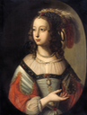 1641 Sophie of the Palatinate, electress of Hanover, in her younger days by Gerrit van Honthorst (Detroit Institute of Arts - Detroit, Michigan, USA) From visit-hannover.com-en-Press-Press-Information-sorted-by-topic-The-History-of-Hannover