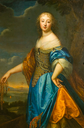1650s Jeanne de Marigny attributed the Beaubrun brothers (Victoria and Albert Museum - London UK)