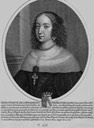1652 Marguerite de Lorraine, Duchess of Orléans and wife of Gaston of France