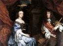 1660s James II and Anne Hyde by Sir Peter Lely (National Portrait Gallery, London)