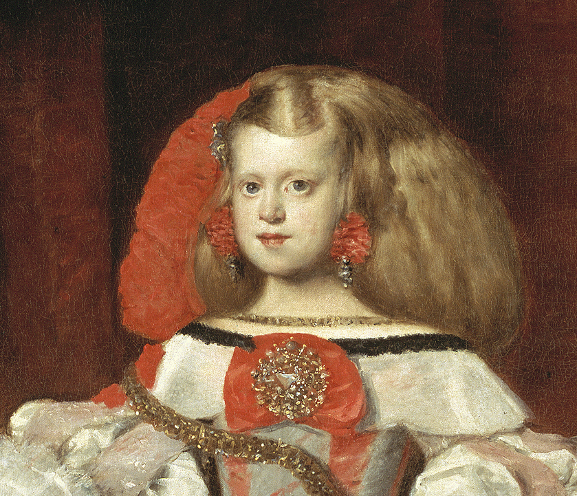 1665 La Infanta Margarita De Austria By Juan Bautista