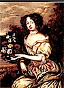 1670 Louise de Kérouaille by Henri Gascar (location unknown to gogm)