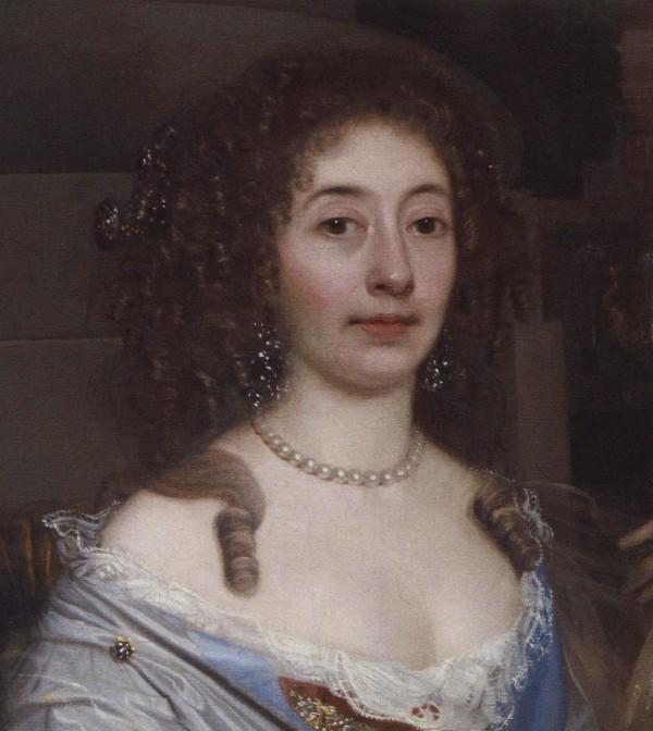 1673 Lady Vyner by John Michael Wright