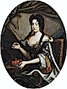 ca. 1680 Eleonore d'Olbreuse by ? (probably located in Landgericht Lüneburg Niedersachsen Germany)