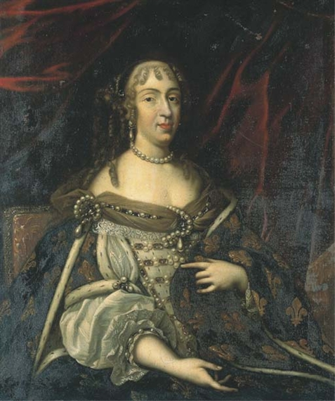 1682 Anne Marie Louise d'Orléans, Duchess of Montpensier by ?