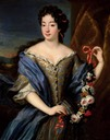 1686 (after) Anne Henriette of Bavaria while the Princess of Conde by Pierre Gobert (location unknown to gogm)