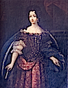 1690 Anne-Marie d'Orléans, duchesse de Savoie, reine de Sardaigne by ? (location unknown to gogm)
