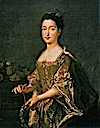 1690 Theresa Sobieski by François de Troy (location unknown to gogm)