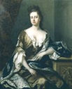 ca. 1690 Queen Anne as Princess of Denmark by Dahl (Philip Mould)