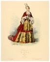 1693 Duchesse print from 1870