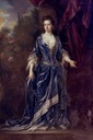 1694 Lady Amabel Grey (1673–1757), Daughter of Henry Grey, Duke of Kent by John Closterman (Wrest Park - Silsoe, Luton, Bedfordshire UK)