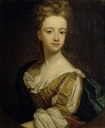 ca. 1700 Lady Mary Bentinck by Sir Godfrey Kneller (Watford Museum - Watford, Herts UK)