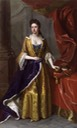 1705 Anne of Great Britain by Michael Dahl (National Portrait Gallery - London UK)