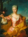 1711 Marie Madeleine Coskaer de la Vieuville Parabere by Hyacinthe Rigaud (location unknown to gogm)
