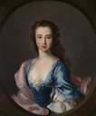 1736 Katherine Hall of Dunglass by Allan Ramsay (National Galleries of Scotland - Edinburgh, UK) From the museum's Web site