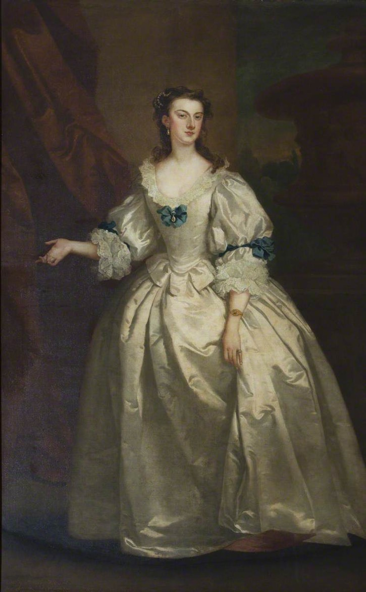 The Honourable Mary Howard (1710-1740), Mrs George Venables-Vernon