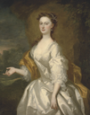1737 Miss Rachel Long by John Vanderbank (auctioned by Christie's)