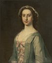 1747 Jenny Fall, Lady Anstruther by William de Nune (auctioned by Bonhams)